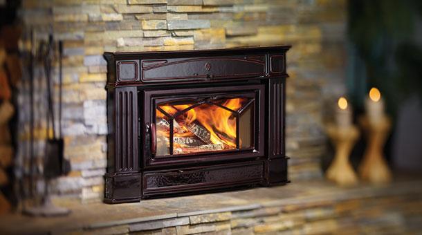 hi400 large wood insert ambassador fireplaces