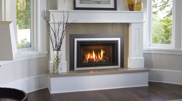 Liberty Lri4e Medium Gas Insert Ambassador Fireplaces