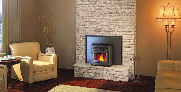 Economizer Pellet Insert Tpi35 Ambassador Fireplaces