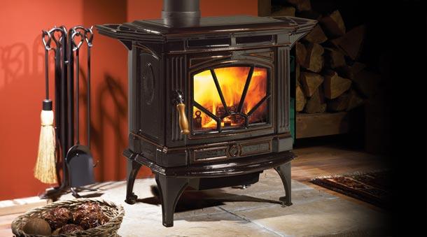 H200 Medium Wood Stove Ambassador Fireplaces